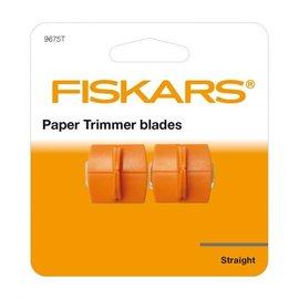 Fiskars Fiskars reservemes 2x voor snijliniaal  9675T