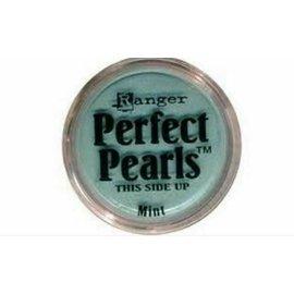 Ranger Perfect Pearls Pigment Powder Mint .25oz