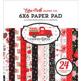 Echo Park Echo Park Cupid & Co. 6x6 Paper Pad