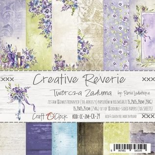 Craft O' Clock Creative reverie 6x6