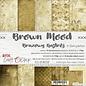 Craft O' Clock Brown mood 8x8