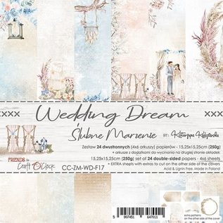 Craft O' Clock Wedding dream 8x8