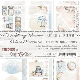 Craft O' Clock Wedding Dream - Junk Journal Set