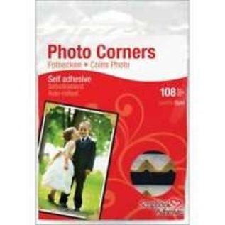 3L Scrapbook Adhesives Self-Adhesive Creative Paper Photo Corners