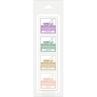 Lawn Fawn Premium Dye Ink Secret Garden Cube Pack