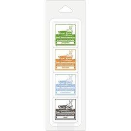 Lawn Fawn Premium Dye Ink Pumpkin Patch Cube Pack (LF1533