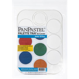 PanPastel Palette Tray & Cover 10 Pans