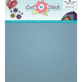 Cut 'n Stick, ICE  20 x 23 cm , 2 vellen zelfklevende foil