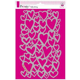 Pronty Hearts Julia Woning A4