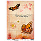 Studio Light JL Rice Paper Butterfly Collection nr.22