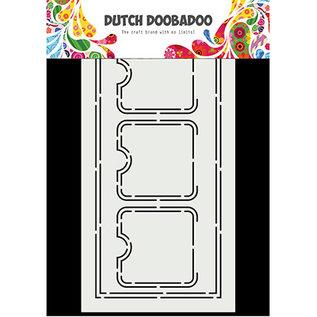 Dutch Doobadoo Card Art Slimline Label