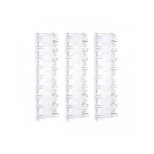 """Zutter Bind-It-All OWire 1.25"""" 4/Pkg Bindringen  Wit"""