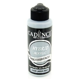 Cadence Cadence Hybride acrylverf (semi mat) Lagoon blue
