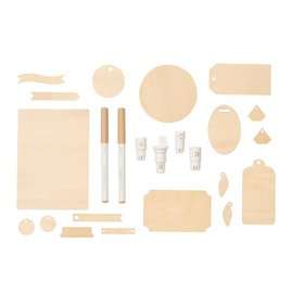 We R Memory Keepers Quill singe quill starter kit 24pcs