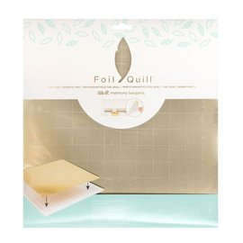 """We R Memory Keepers Foil Quill Magnetic Mat 12"""" x 12"""""""