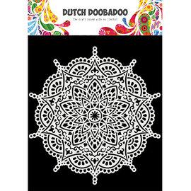 Dutch Doobadoo Dutch Mask Art Mandala