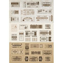 Dutch Doobadoo Dutch Sticker Art Labels