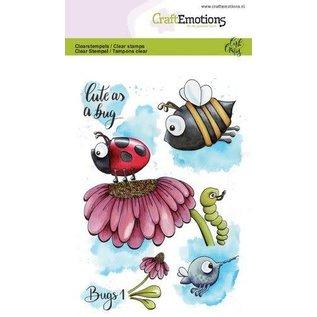 CraftEmotions A6 - Bugs 1 Carla Creaties