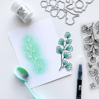 Catherine Pooler Designs Best Things in Life Floral Stamp Set