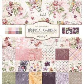 Maja Design Maja Design - Tropical Garden - Paperpad 30.5 x 30.5 cm