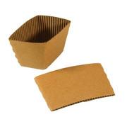 Sleeves voor isolatie, Bruin Papier | _83mm