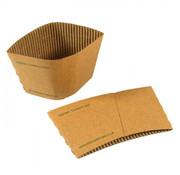 Sleeves voor isolatie, Bruin Papier | _89,5mm