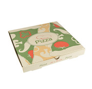 Pure Pizzadozen, Cellulose 'pure' 26 cm x 26 cm x 3 cm