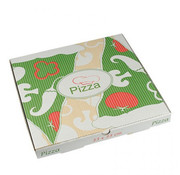 Pure Pizzadozen, Cellulose 'pure' 33 cm x 33 cm x 3 cm