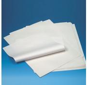 PAPSTAR Inpakpapier, cellulose 50 cm x 37,5 cm wit 1/4 vellen