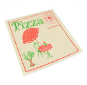 PAPSTAR Pizza zakken, Pergamin 30 cm x 30 cm 'Cafetaria' vetvrij