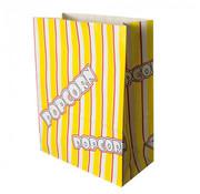 PAPSTAR Popcorn zak, Ersatz papier 4,5 l 24,5 cm x 19 cm x 9,5 cm 'Popcorn' vetwerend