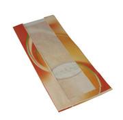 PAPSTAR Zakken 33 cm x 16 cm x 8,7 cm wit 'Fresh & Tasty'