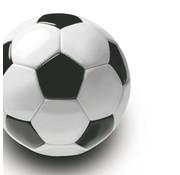 PAPSTAR Servetten, 3-laags 1/4 vouw 33 cm x 33 cm 'Soccer'