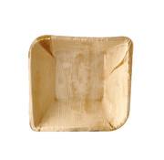 Pure Schalen, Palmblad 'pure' plein 300 ml 14 cm x 14 cm x 4,5 cm