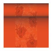 PAPSTAR Tafellopers, stofkarakter, PV-Tissue Mix 'ROYAL Collection' 24 m x 40 cm nectarine 'Thalia'