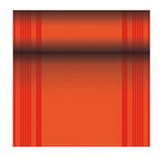 PAPSTAR Tafellopers, stofkarakter, PV-Tissue Mix 'ROYAL Collection' 24 m x 40 cm nectarine 'Haddon'