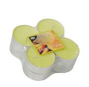 PAPSTAR Maxi geurtheelichten _ 59 mm x 24 mm lichtgroen - Mango-Melon