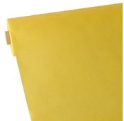 PAPSTAR Tafelkleed, Vlies 'soft selection' 40 m x 0,9 m geel
