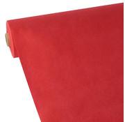 PAPSTAR Tafelkleed, Vlies 'soft selection' 40 m x 0,9 m rood