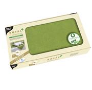 PAPSTAR Napperon, PV-Tissue mix 'ROYAL Collection Plus' 80 cm x 80 cm olijfgroen