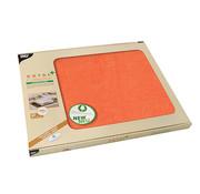 PAPSTAR Tafelsets, PV-Tissue mix 'ROYAL Collection Plus' 30 cm x 40 cm nectarine