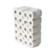DJ GROUP 40 Rollen Toiletpapier | Wit | 2-lgs