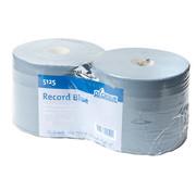 DJ GROUP RECORD BLUE Poetspapier blauw rec 2-lgs