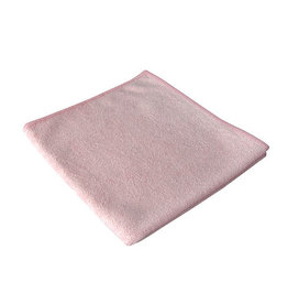 MICRO BIOLINE Microvezeldoek 40 cm x 40 cm roze 'Standaard'