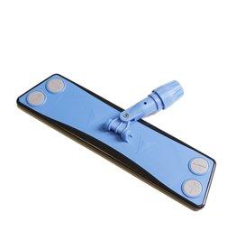 NUMATIC NuTech kunststof vloerwis-frame met rubber-lamellen 41cm x 8cm