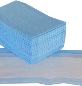 NUMATIC NuTech disposable vlakmop ultravezel vloer 42x13cm, 10x25st