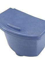 NUMATIC Afvalemmer 30 liter + Deksel Blauw