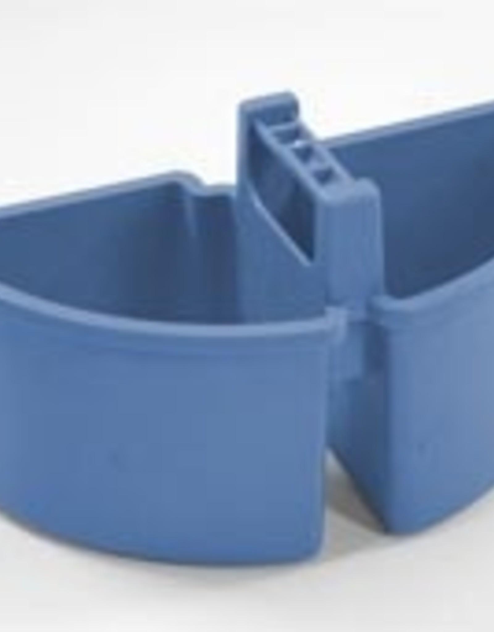 NUMATIC 4 liter caddy, 2 x 2 liter, blauw