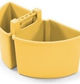 NUMATIC 10 liter caddy, 2 x 5 liter, geel