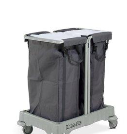 NUMATIC Wasverzamelwagen NBT-200 grijs